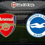 Soi kèo Arsenal vs Brighton